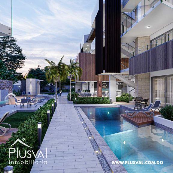 Apartamento tipo PH de venta  en Playa Nueva Romana 188789