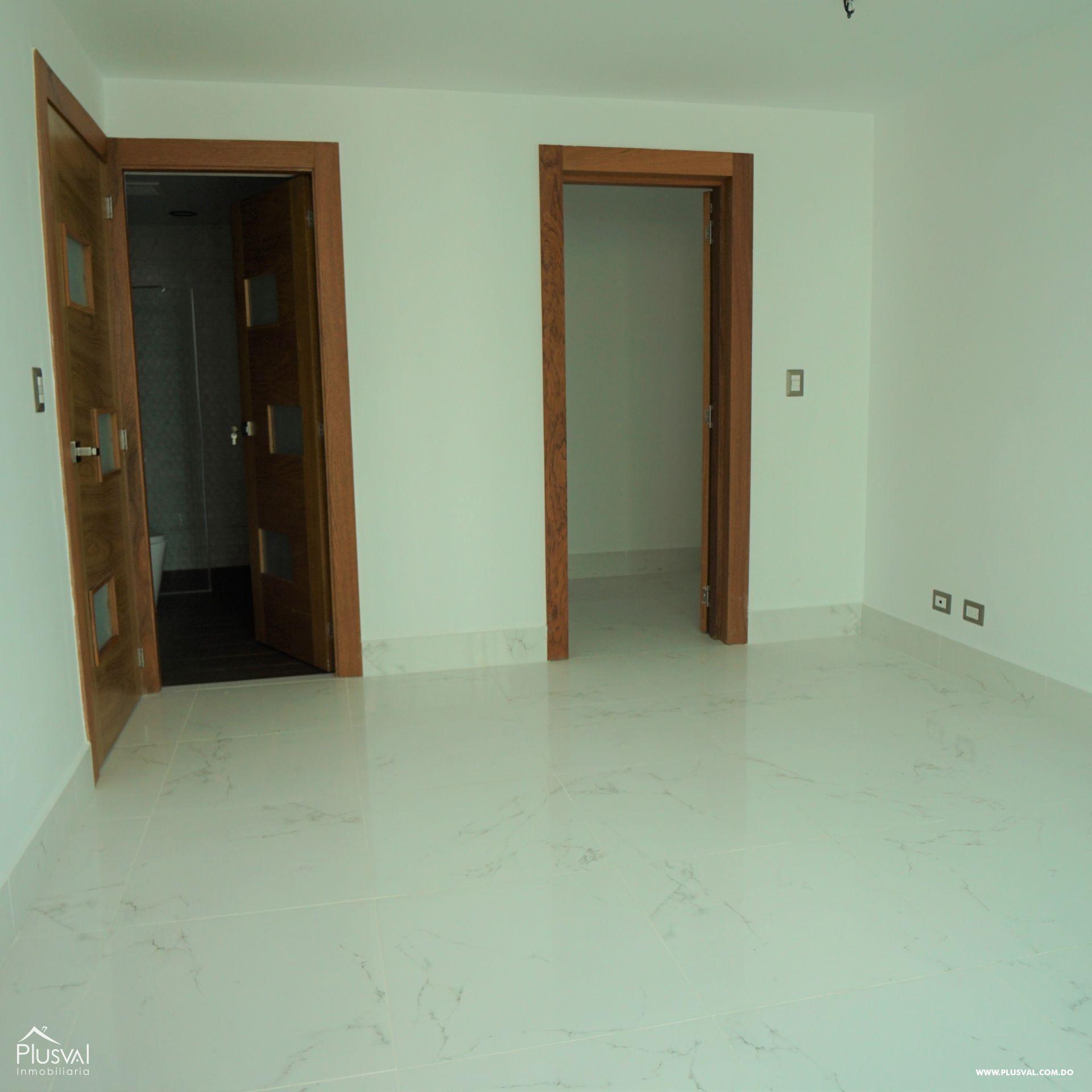 Apartamento en alquiler con linea blanca en Piantini 183087