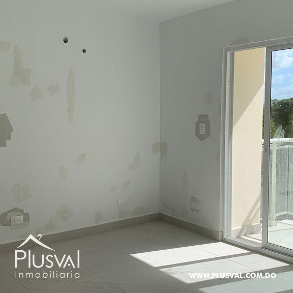 Apartamento de 2 habitaciones en Verón Punta Cana; proyecto cerrado 173988