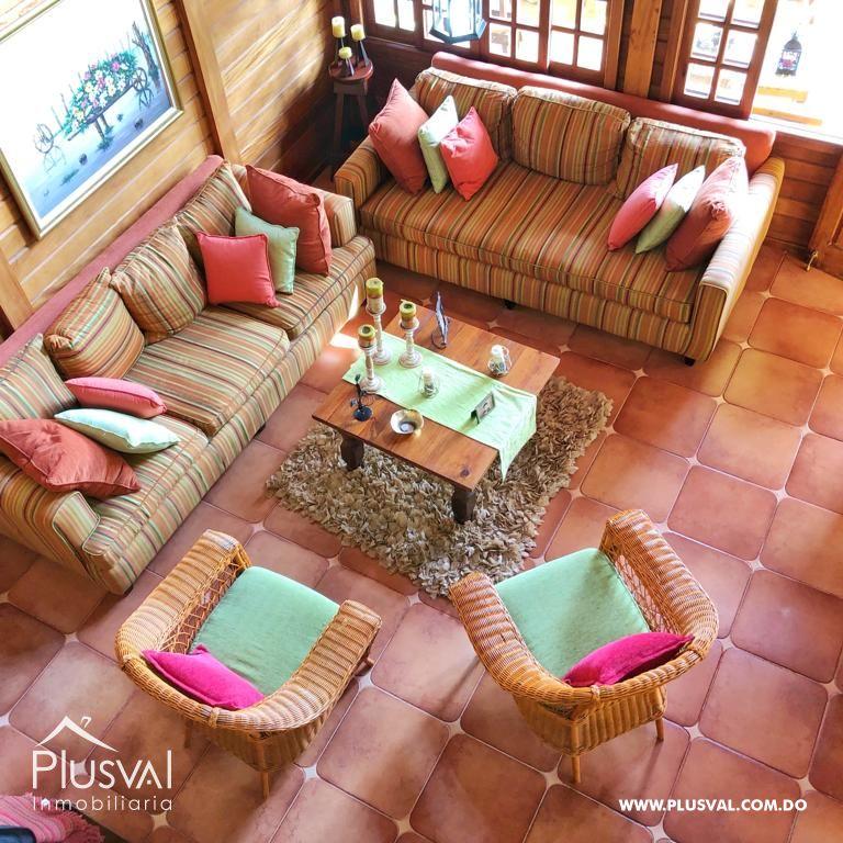Hermosa Villa en Jarabacoa 156752