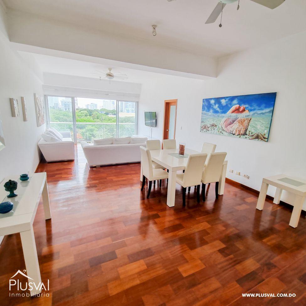 Apartamento en Venta amueblado con vista al parque en La Esperilla 178748
