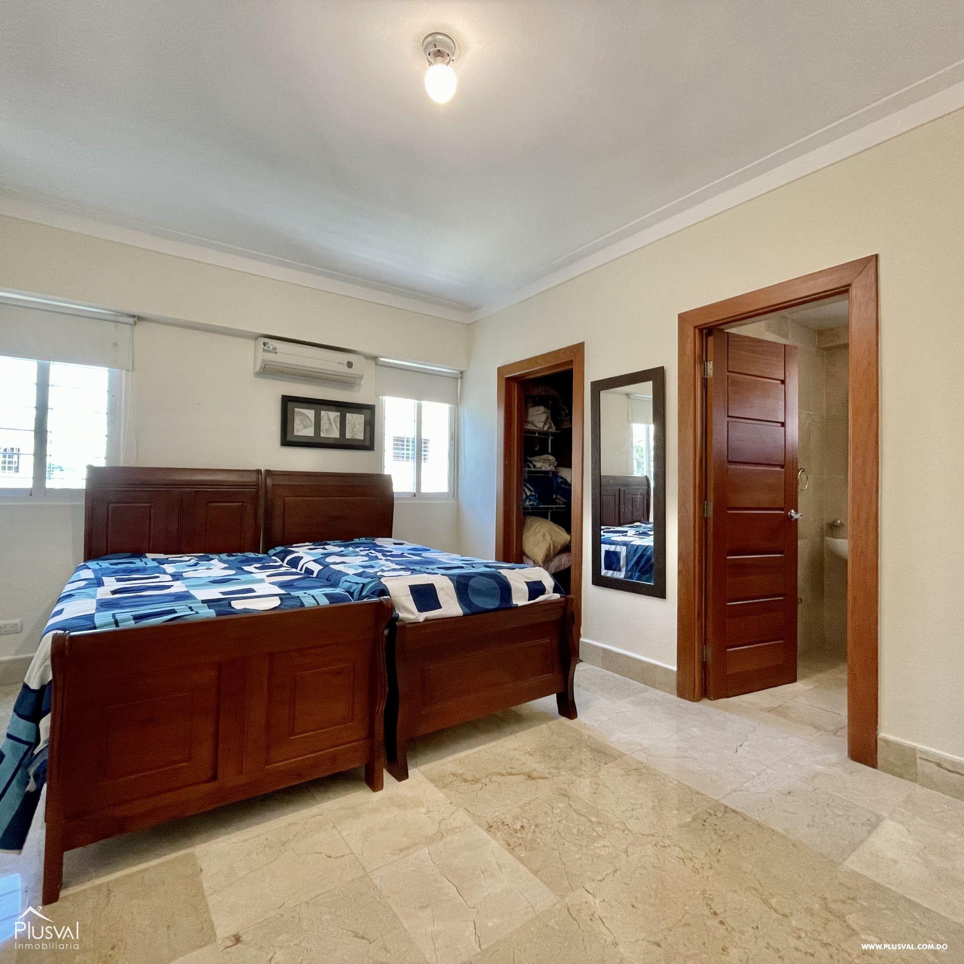 Apartamento Amueblado en Alquiler en Bella Vista 187699
