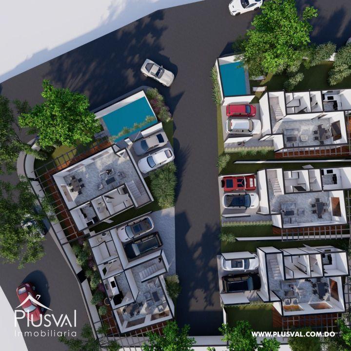 Espectacular Proyecto Cerrado de Casas en Arroyo Hondo Viejo 159147