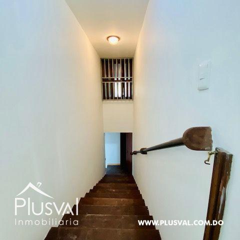 Hermosa casa en alquiler en zona residencial y exclusiva en Los Rios Arroyo Hondo 169705