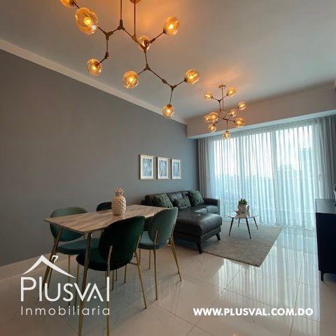 Hermoso apartamento en alquiler amueblado, Piantini