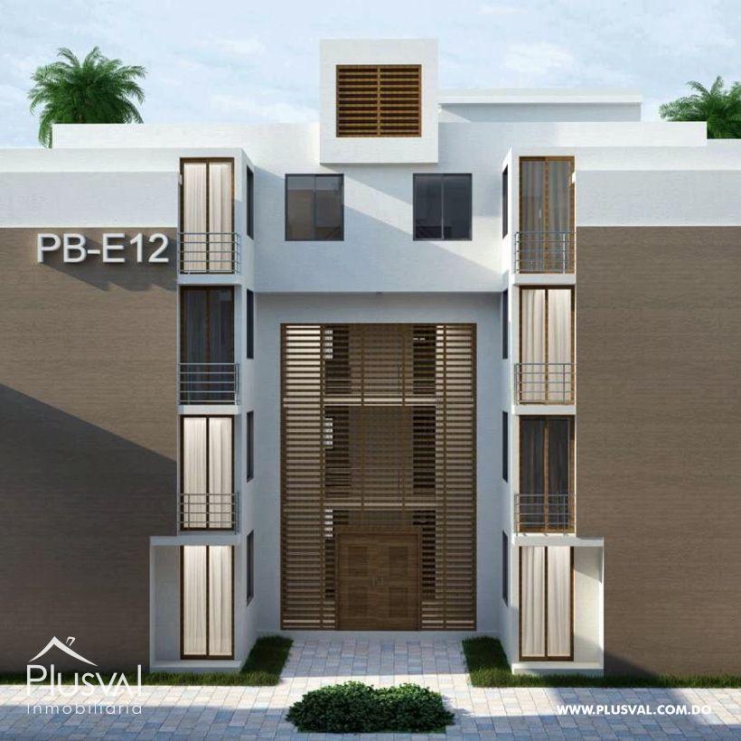 Proyecto de apartamentos en Pueblo Bávaro 160372