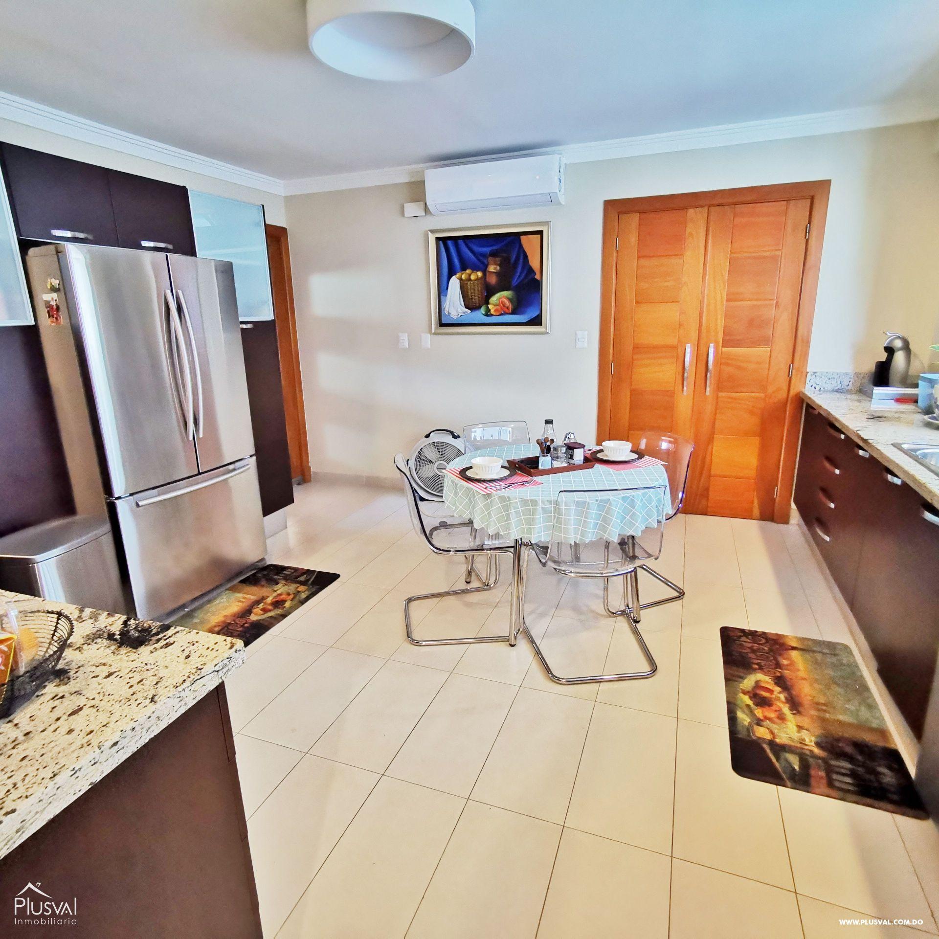 Venta de Apartamento en Piantini en Exclusiva Torre de Sólo 9 Apartamentos 184126