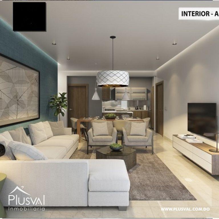 Proyecto de 2 y 3 habitaciones en los restauradores 167766