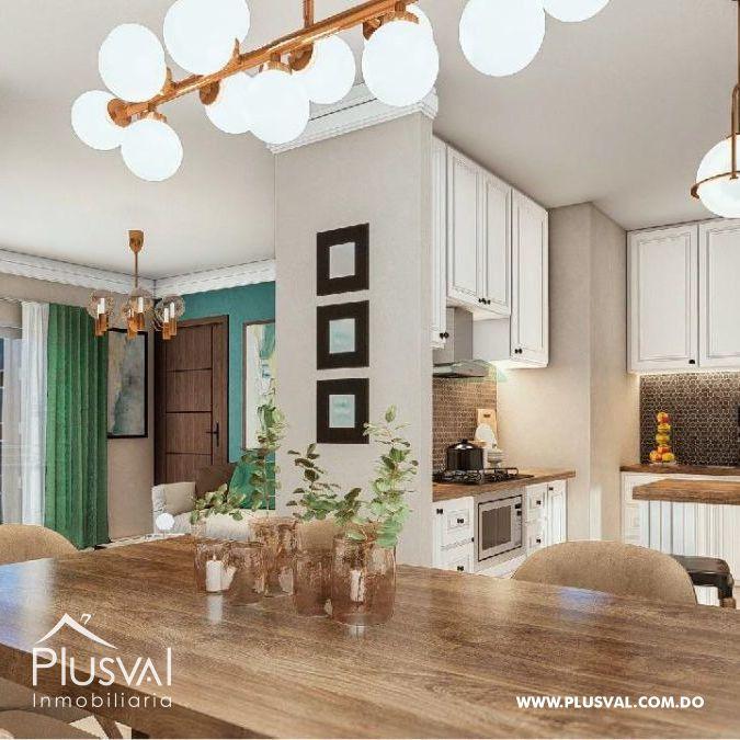 Apartamentos en la Jacobo Majluta con excelente área social 173611
