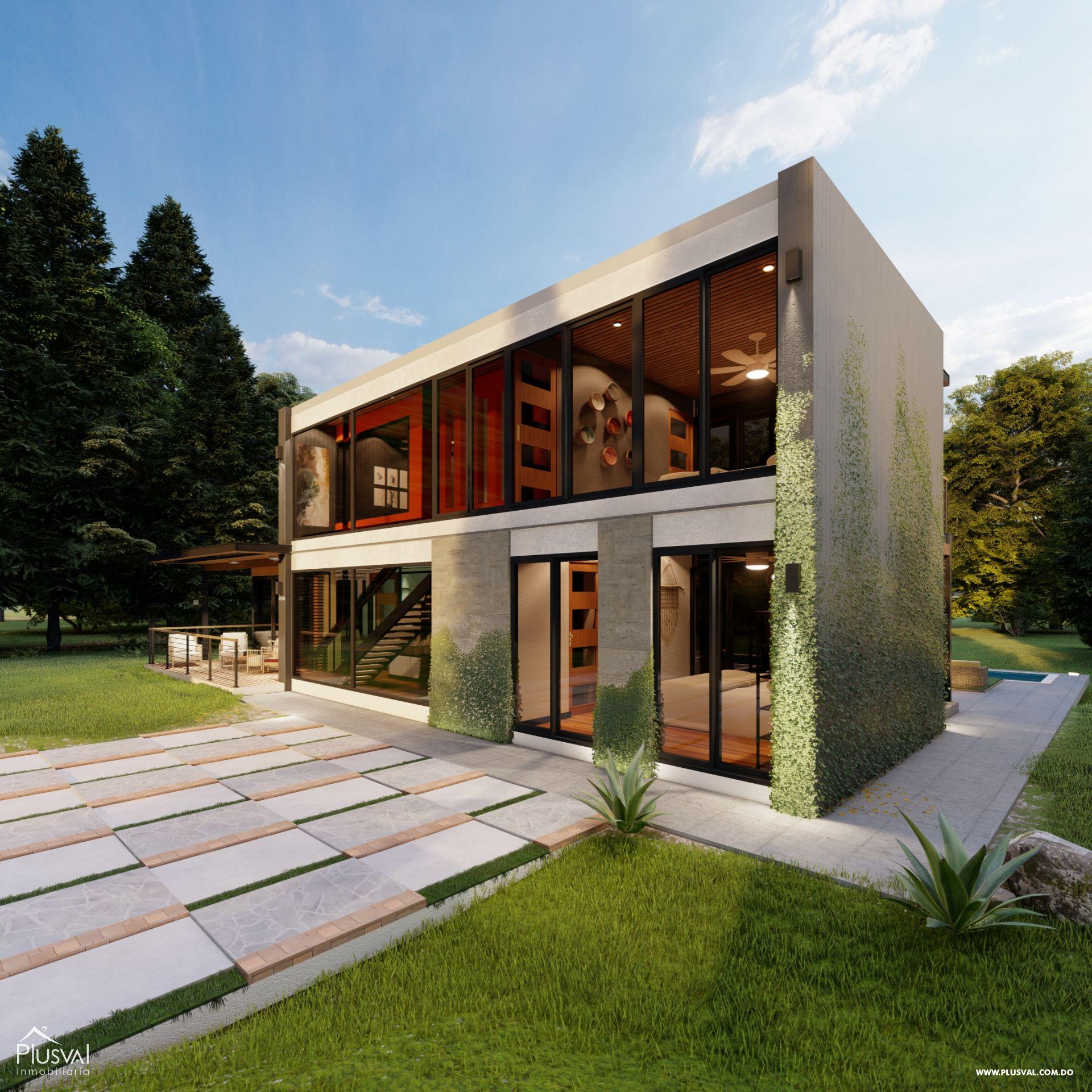 Villas en Jarabacoa con excelente diseño e inmejorable ubicación 159137