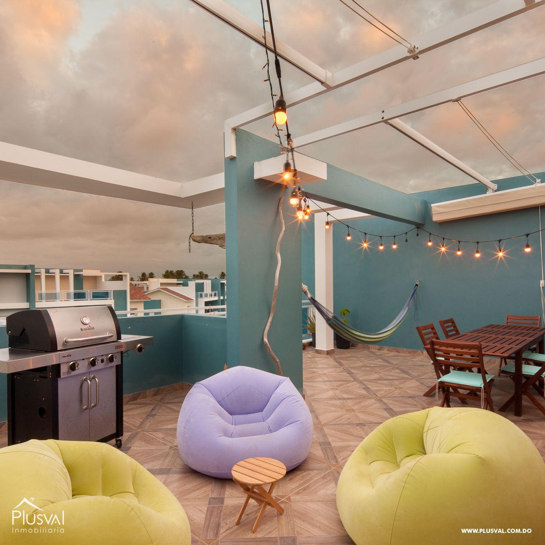 Apartamento Totalmente equipado en Venta en Complejo Turistico de 2 Habitaciones. 150932