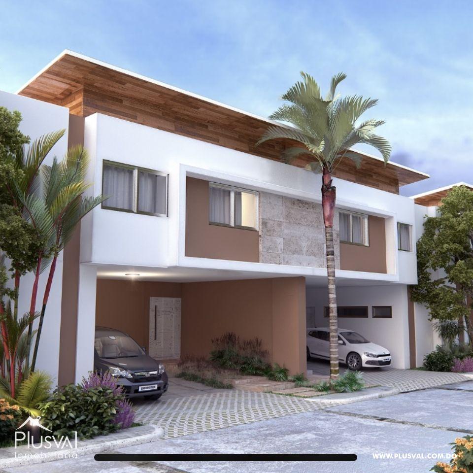 Espectaculares Casas Duplex, Las Canas, CAP Cana 184044