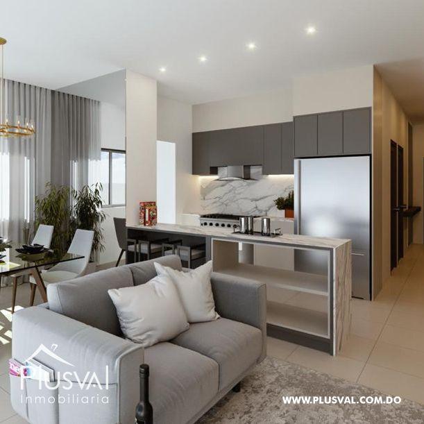 Hermoso apartamento en venta en la zona exclusiva de Naco