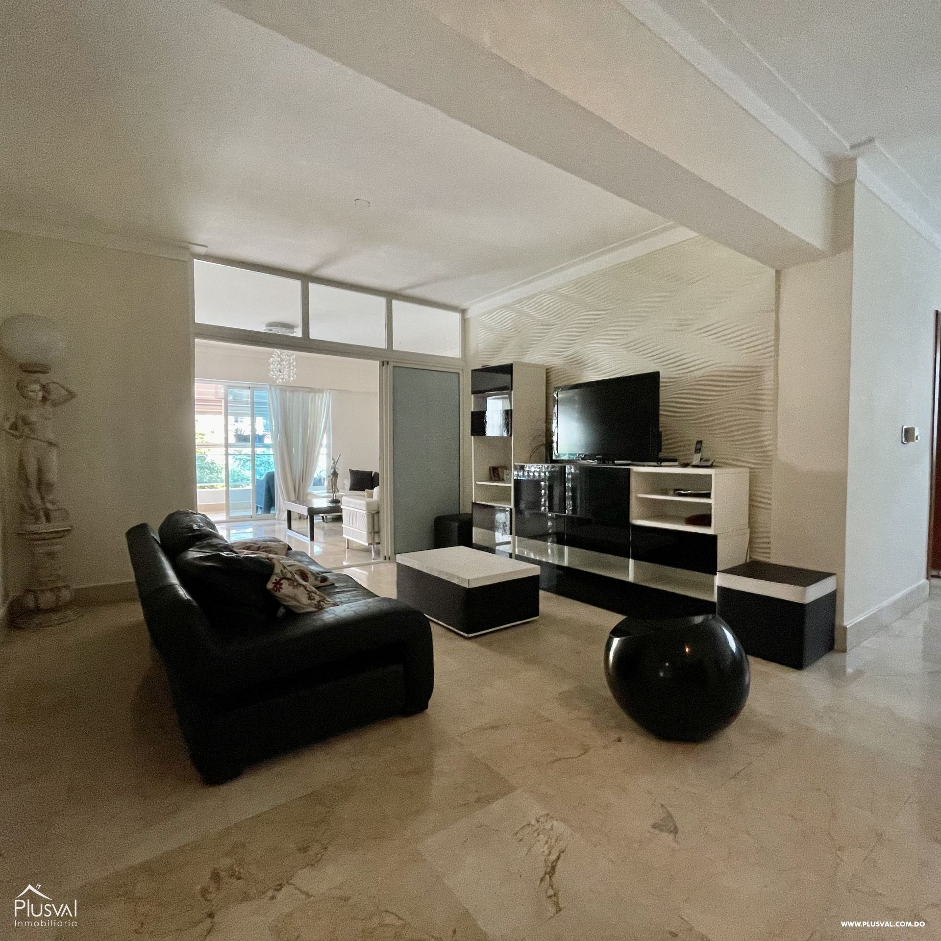 Apartamento Amueblado en Alquiler en Bella Vista 187703
