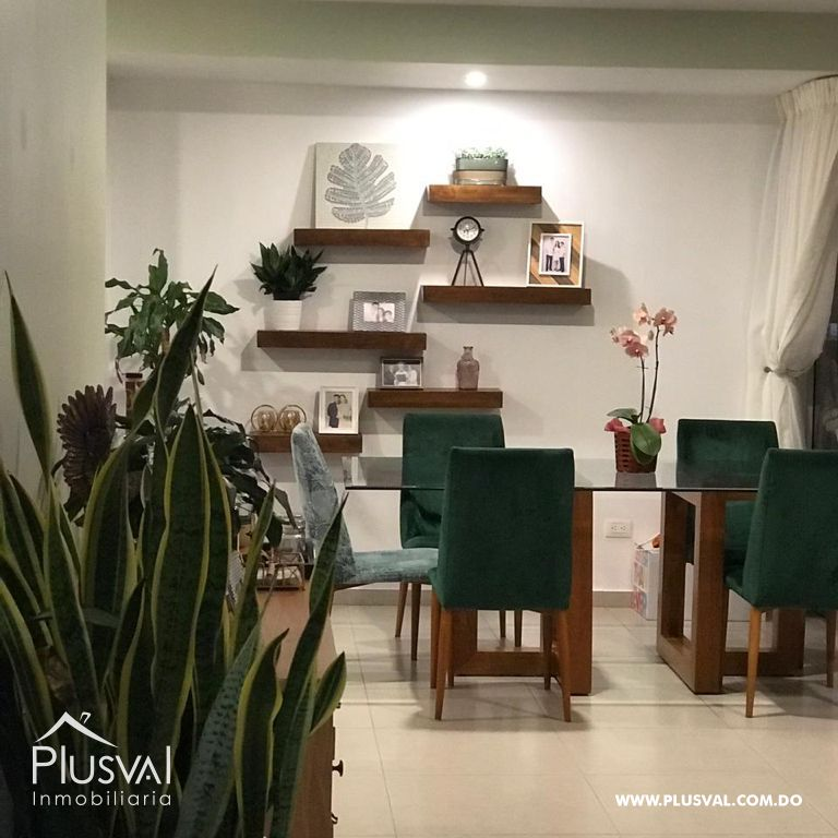 Apartamento en alquiler con LINEA BLANCA en Evaristo Morales 178005