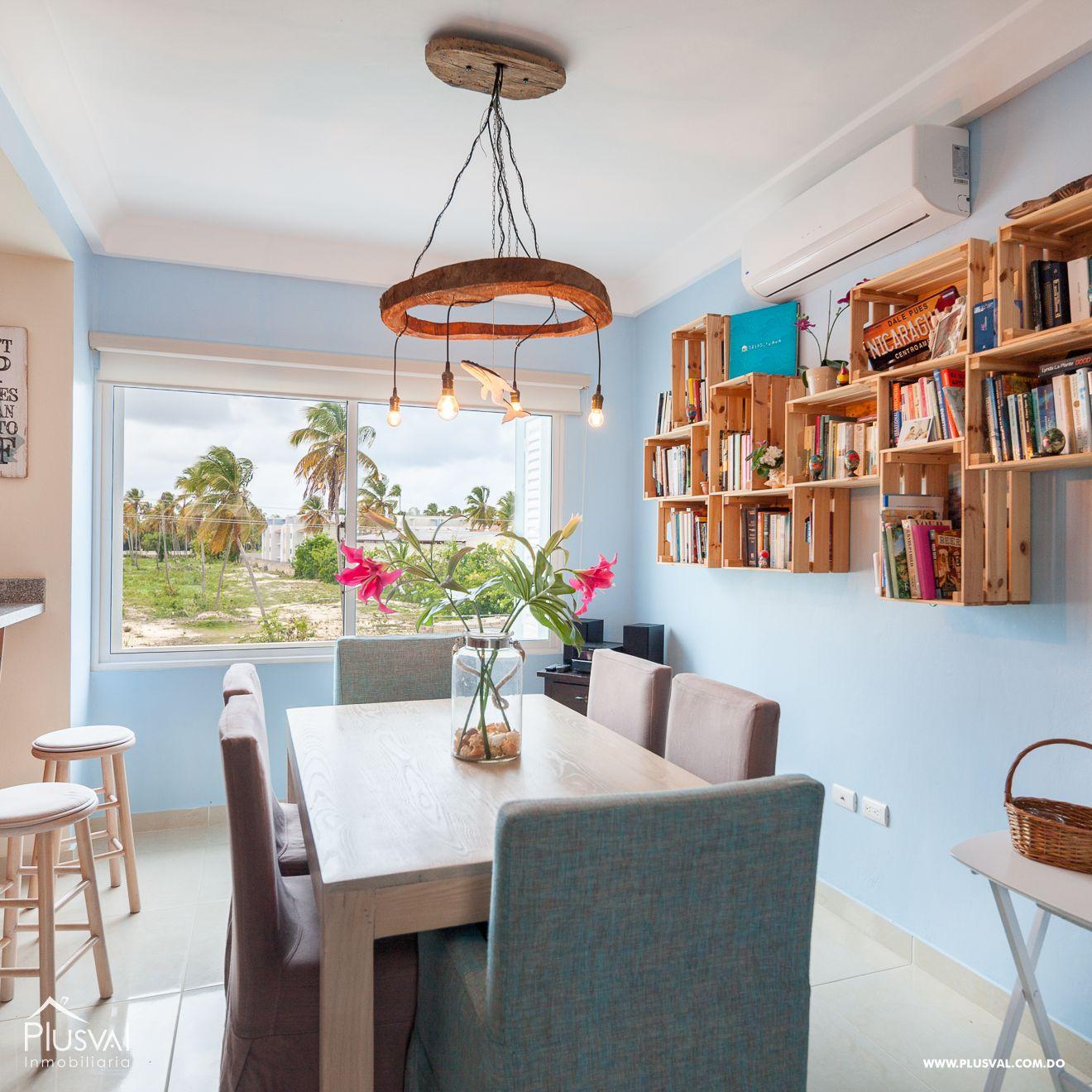 Apartamento Totalmente equipado en Venta en Complejo Turistico de 2 Habitaciones. 150937