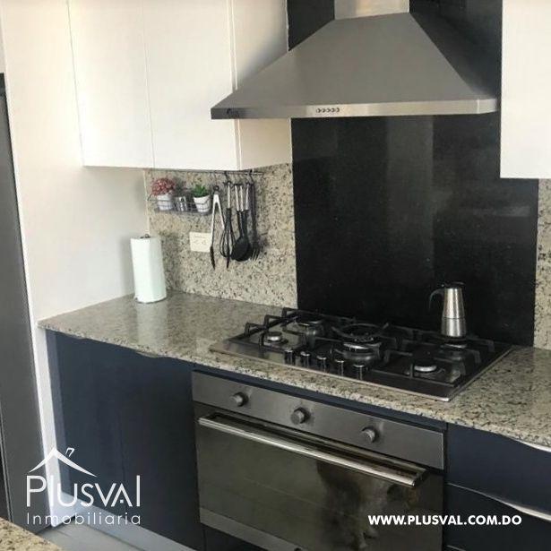 Apartamento en alquiler con LINEA BLANCA en Evaristo Morales 178001