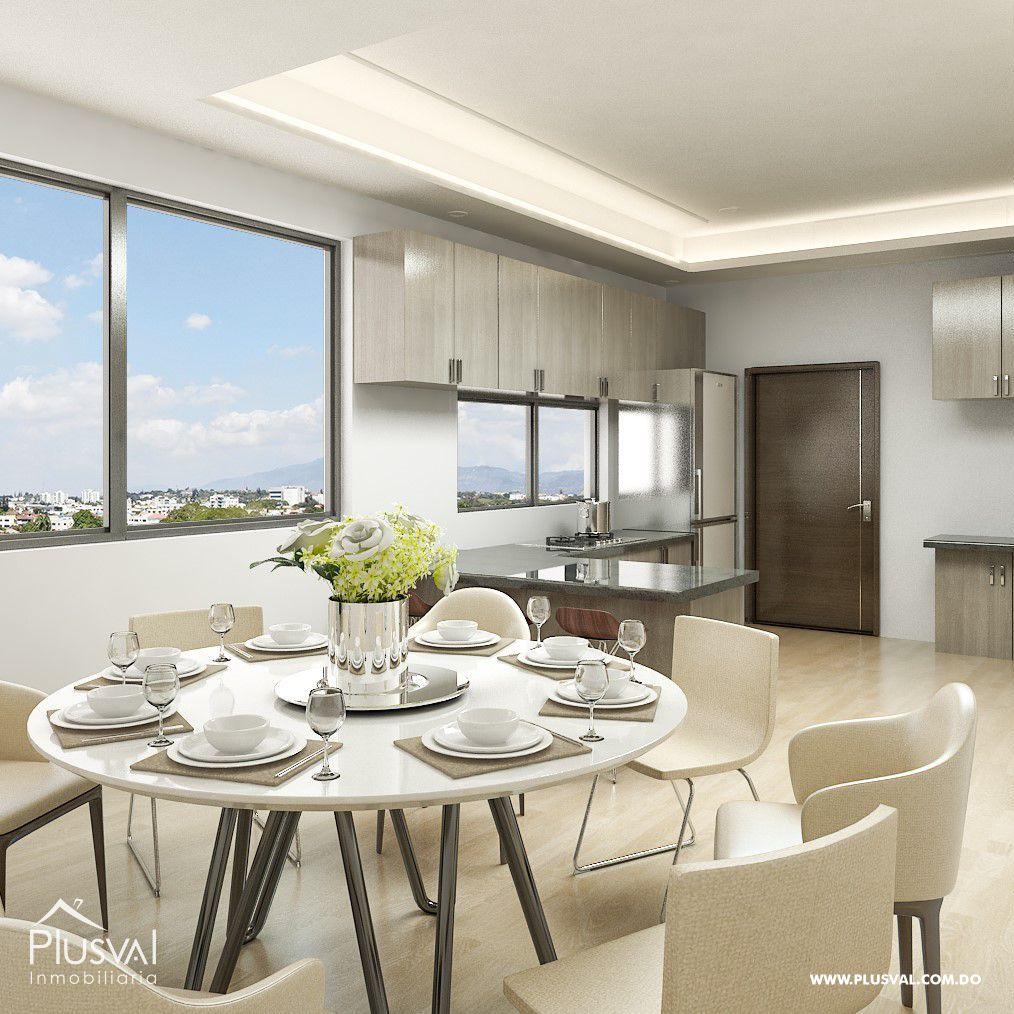 Apartamento de venta en Don Pedro con área social y piscina 178461