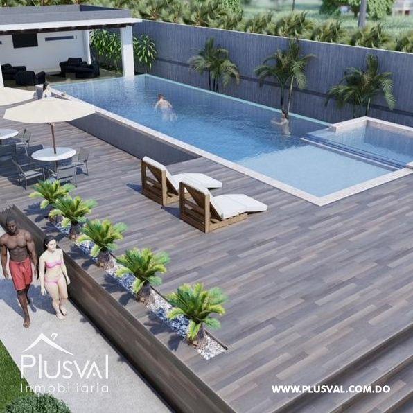 Exclusivo Apartamento en Venta en Playa Cabarete 163357