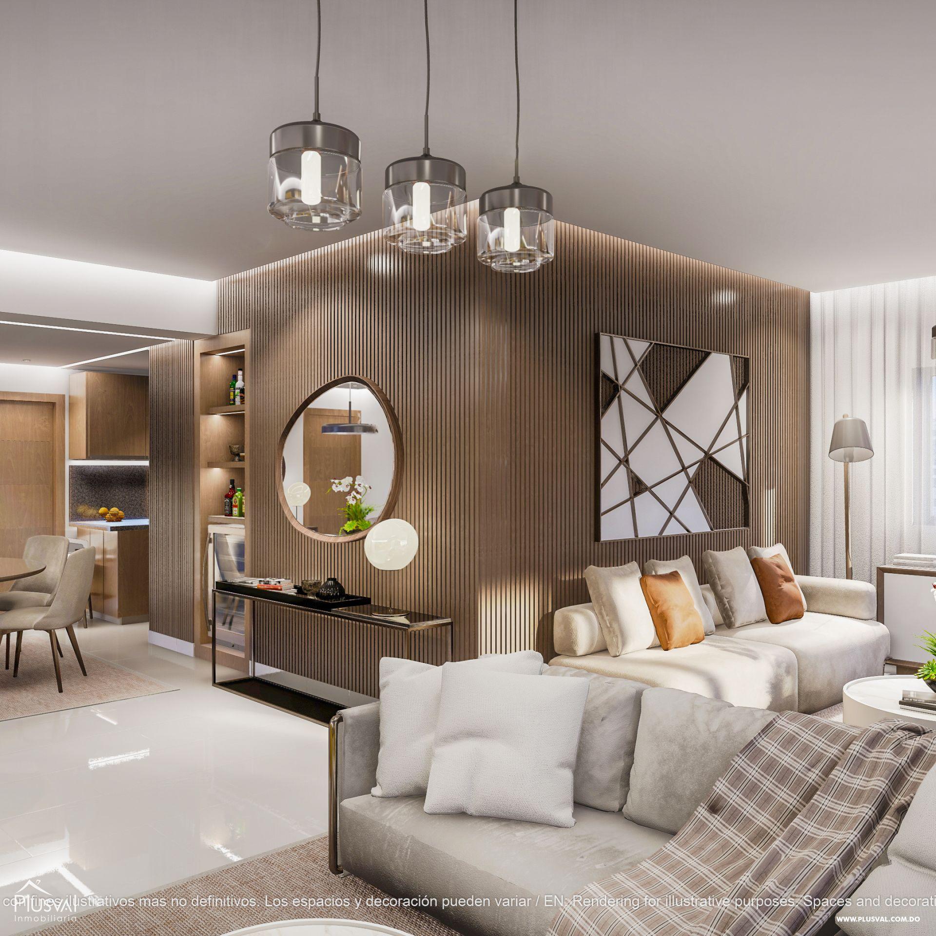 Apartamento en Venta, El Millon 172569