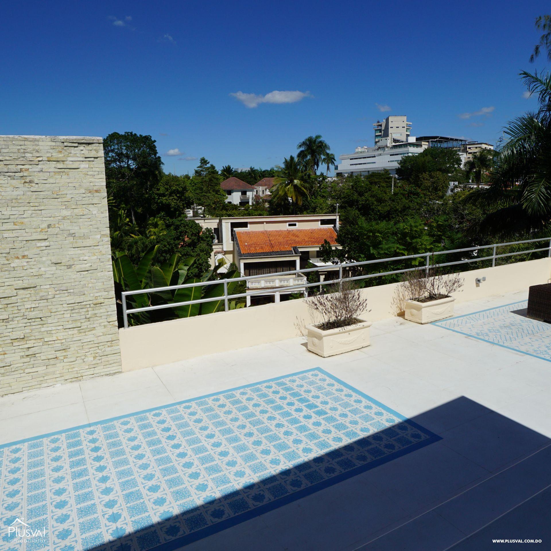 Casa de lujo en venta Arroyo Hondo Viejo 165348