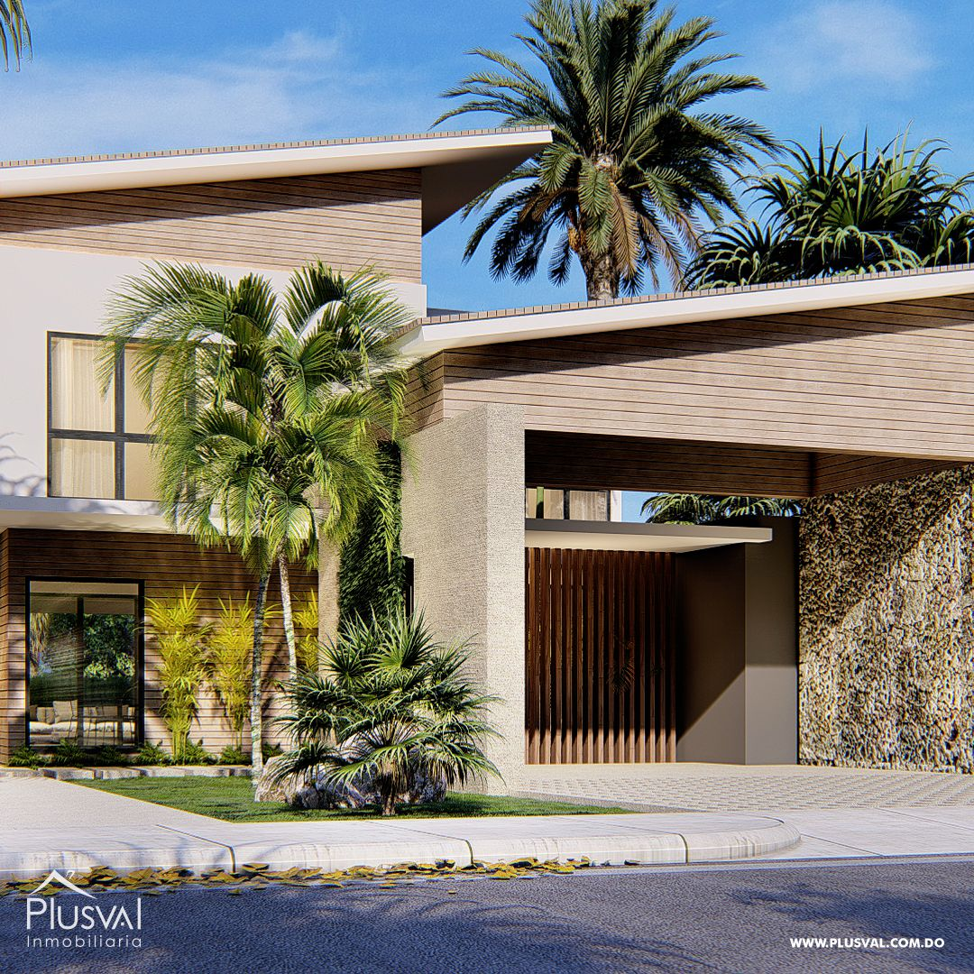 Villa en venta, en West Village, Punta Cana 181913