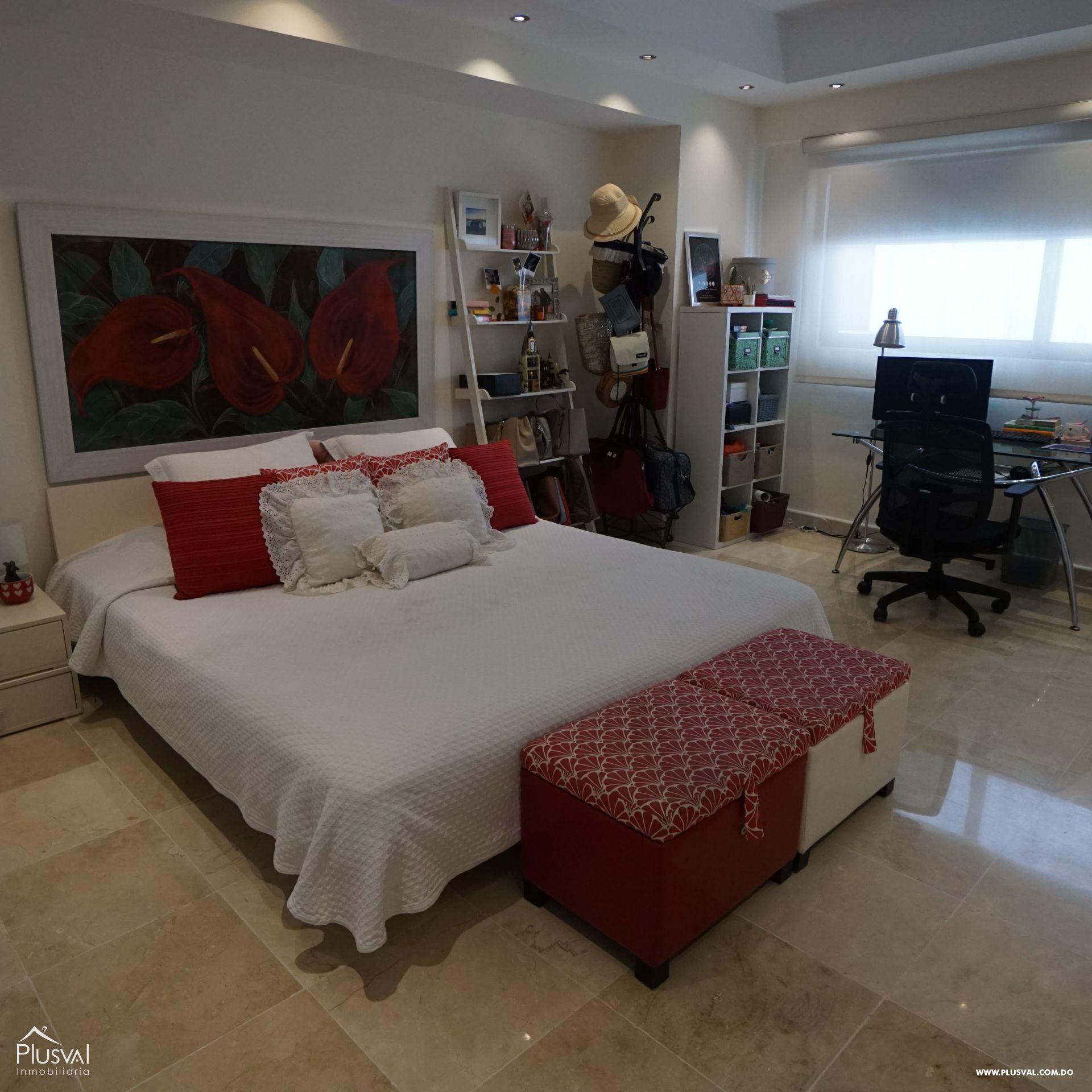 Lujoso apartamento en VENTA en Zona Residencial de NACO 182974