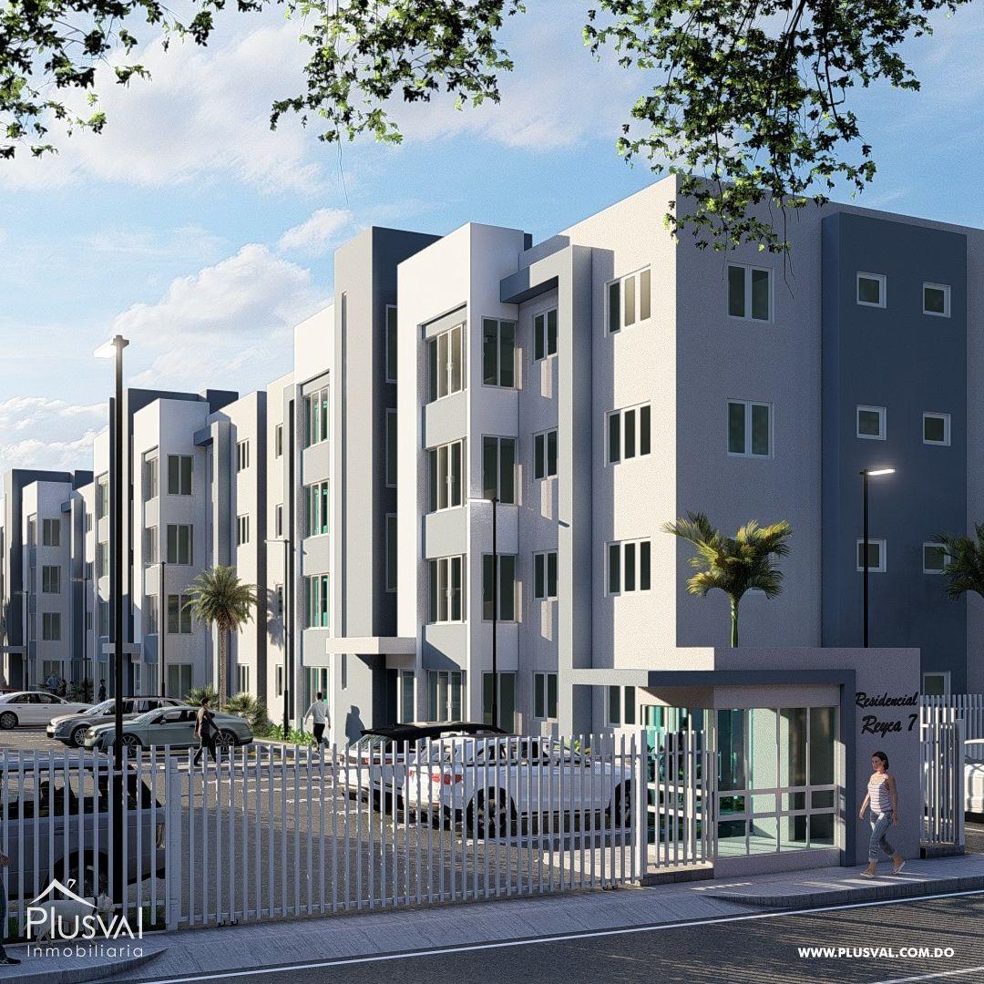 Moderno proyecto de apartamentos en el Dorado 176273
