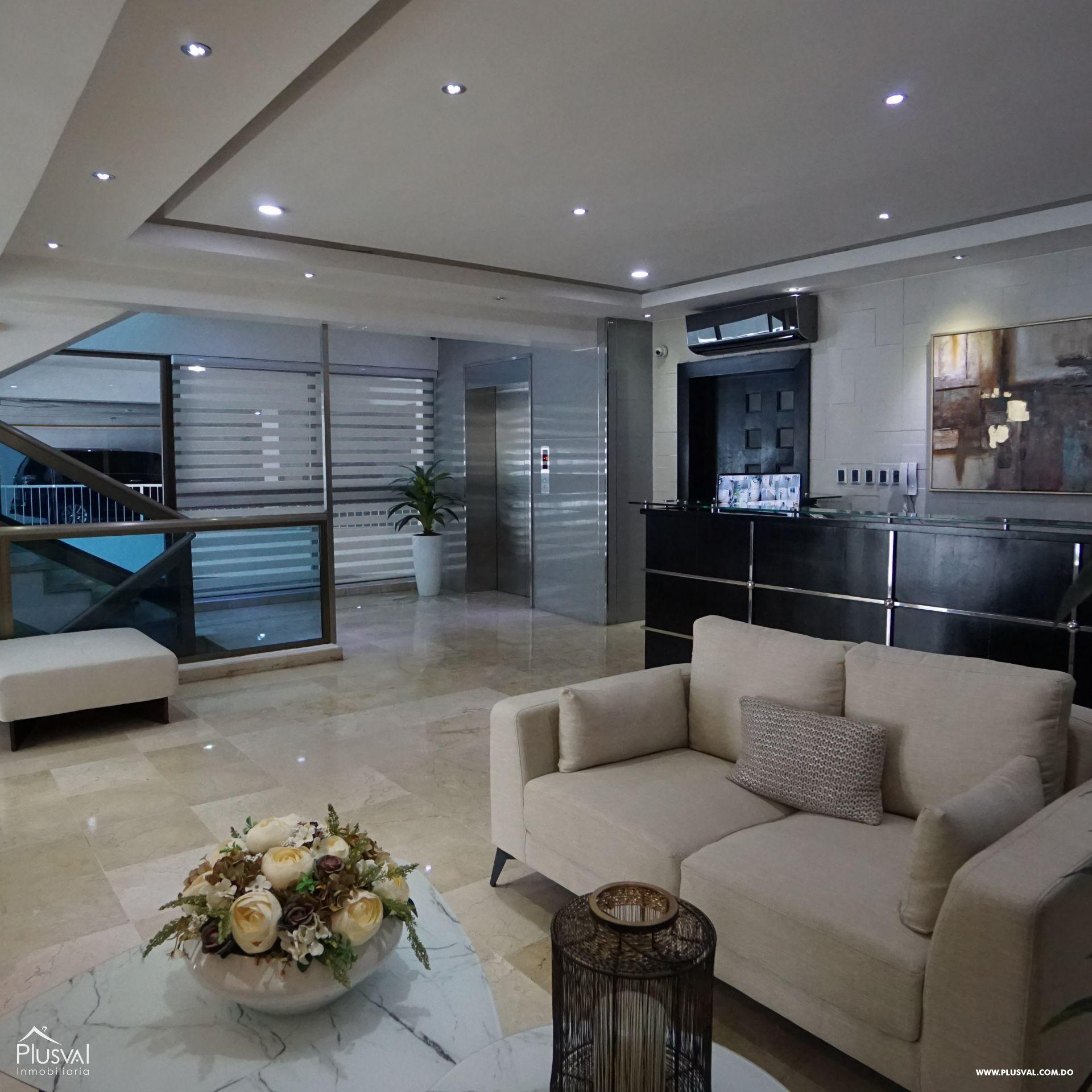 Lujoso apartamento en VENTA en Zona Residencial de NACO 182980