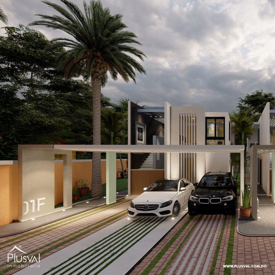 Proyecto de Casas en Venta Arroyo Hondo III 164198