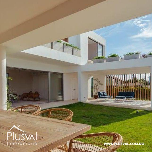 Hermosa residencia a la venta, ubicada en  West Village, Punta Cana