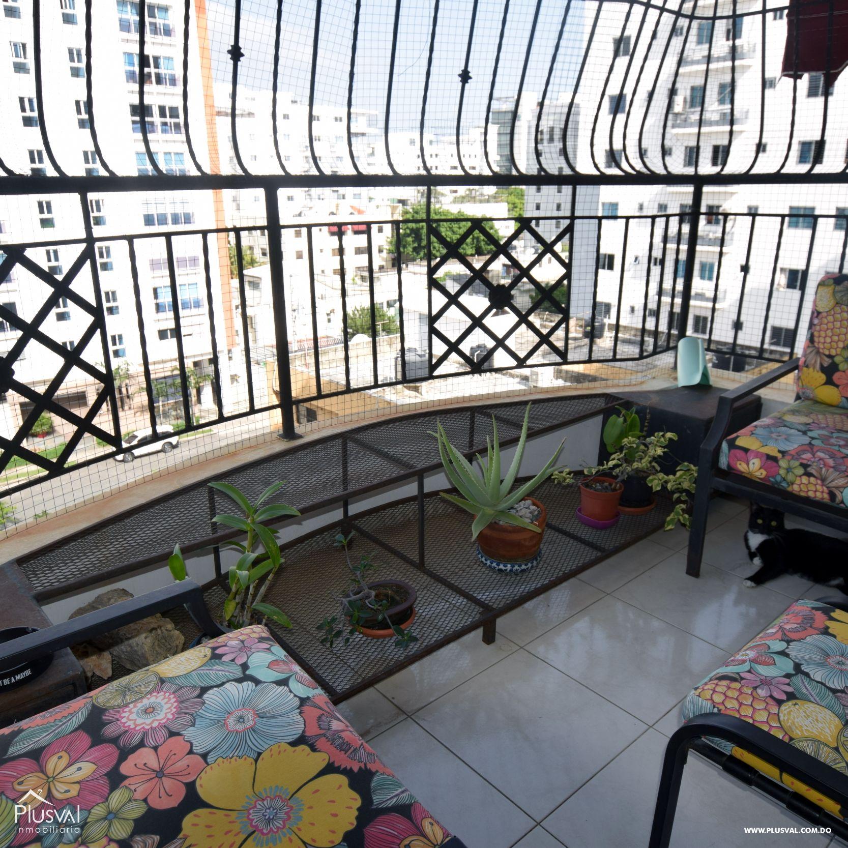 Apartamento en venta, Evaristo Morales