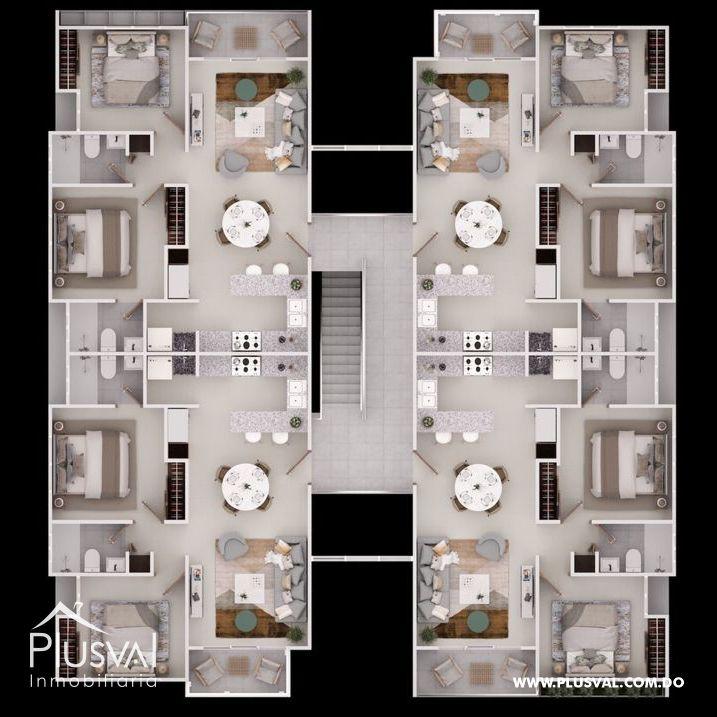 PARQUES DEL ESTE RESIDENCES Apartamentos en Santo Domingo Este con bono vivienda 184302