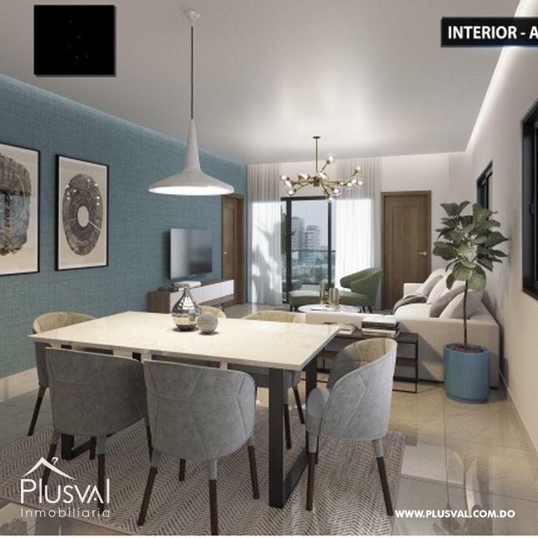 Proyecto de 2 y 3 habitaciones en los restauradores 167767