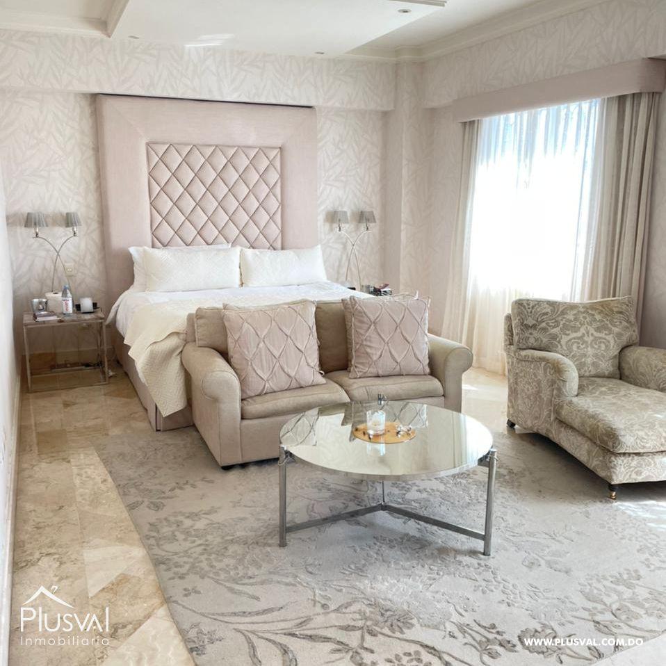 Apartamento en alquiler en Piantini amueblado 164164