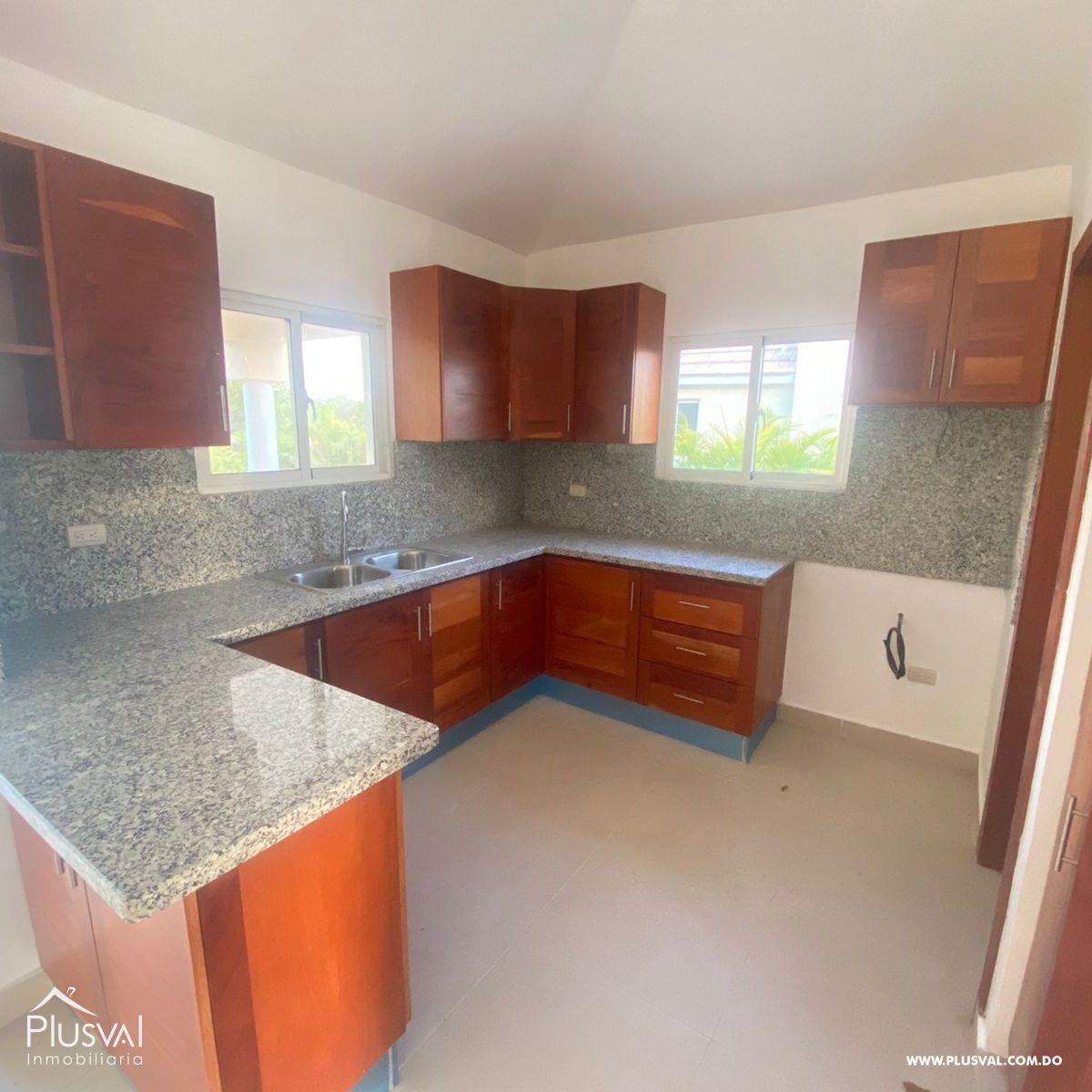 Proyecto exclusivo de casas con piscina en Punta Cana 174082