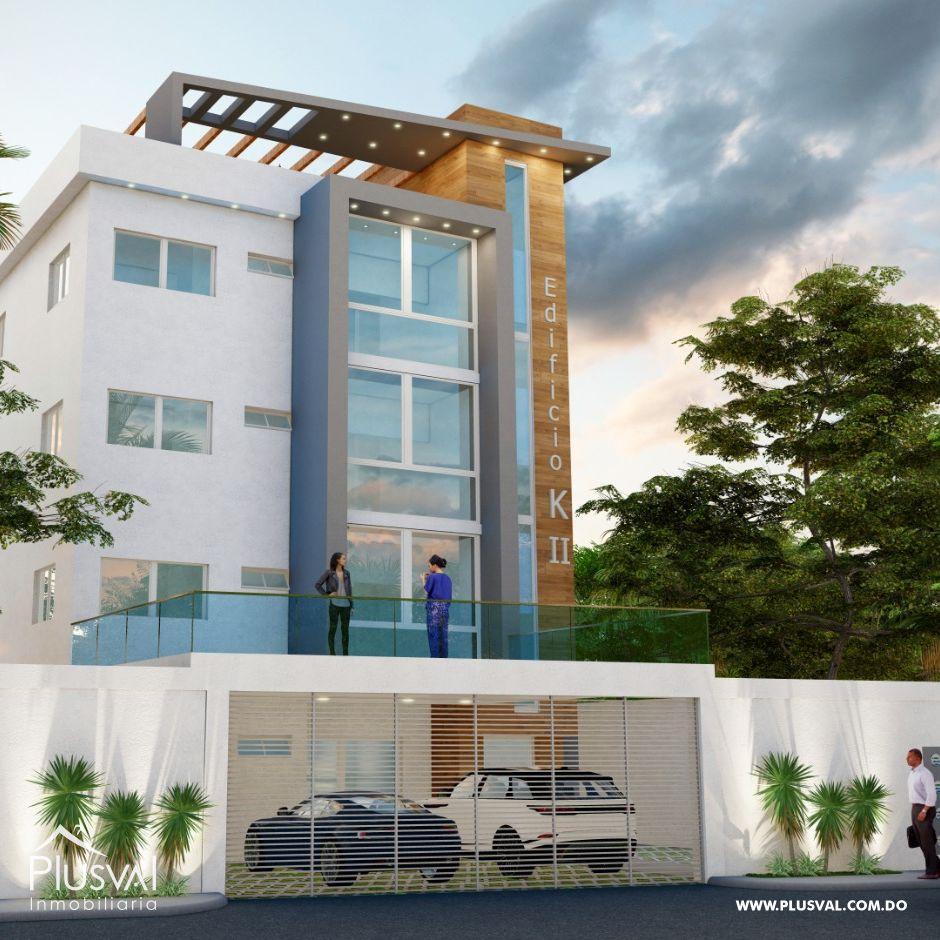 Apartamentos en Av. Ecológica
