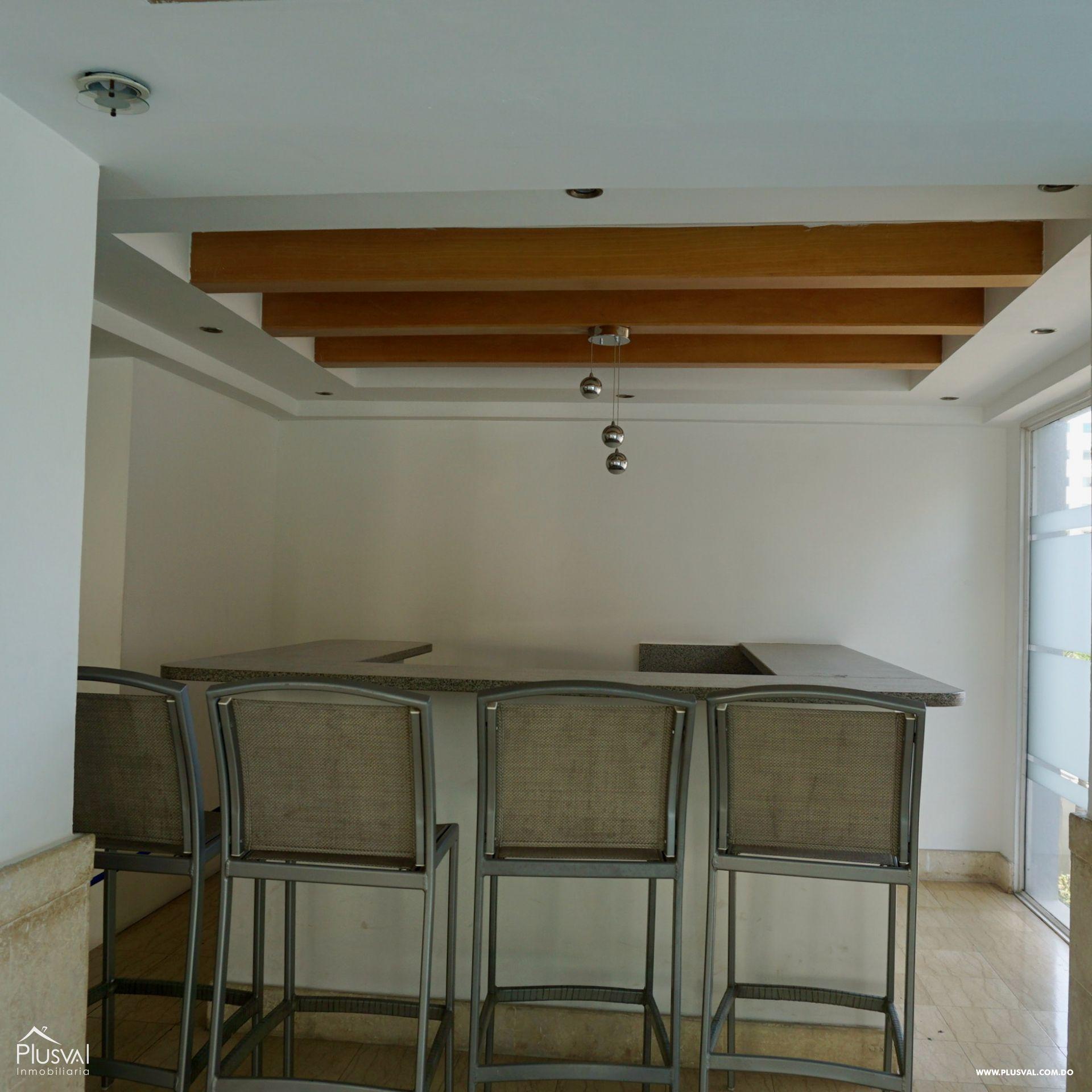 Apartamento en Alquiler Amueblado en zona Premium de Piantini 155530